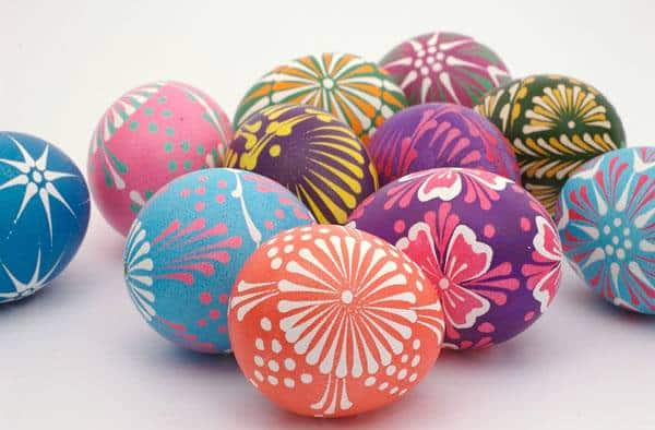 """The Easter Egg (or any egg, actually) can be symbolic of """"the tomb"""" … inside is th"""