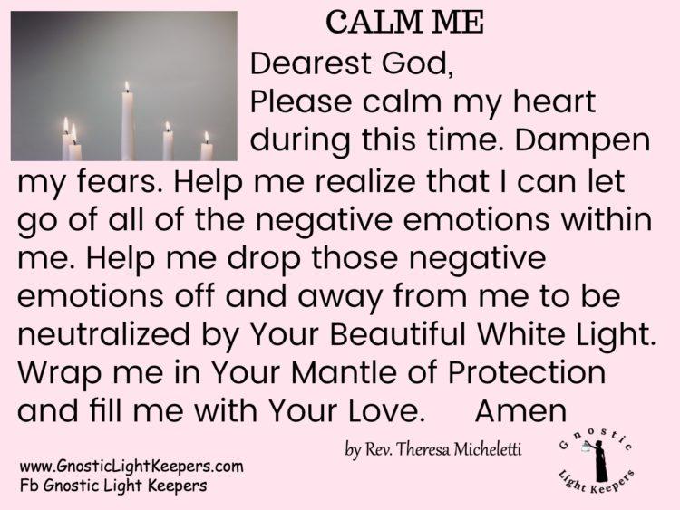 Calm Me v2