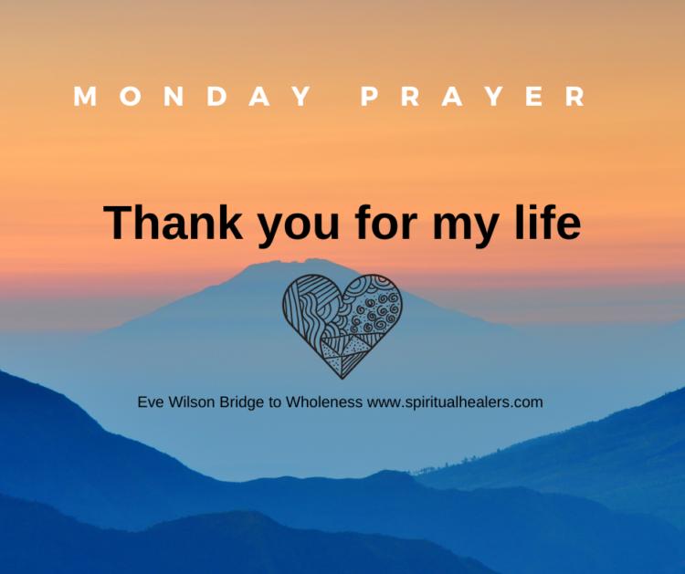 http://www.spiritualhealers.com 4-24-20 Monday Prayer