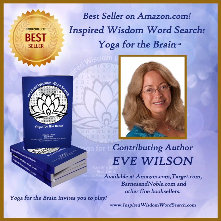 This makes a terrific gift for someone in lockdown! The #1 Best-Selling Book, Inspired Wisdom Word S