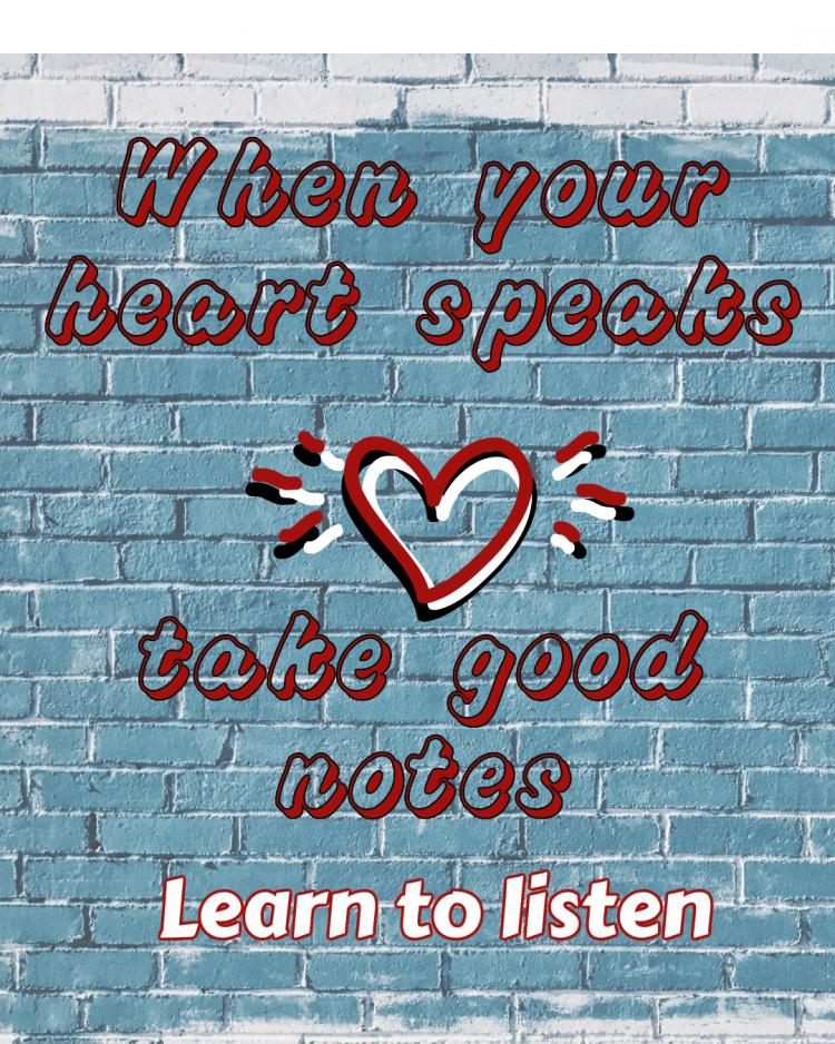 Heart Speaks no date class