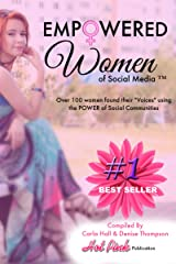 "Here the image of the cover to the collaborative book project ""Empowered Women of Social Media"