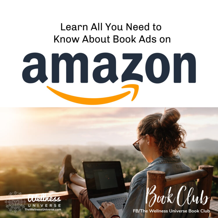 Amazon Ads – All You Need to Know Masterclass: Authors! We are going live at 2pm with the Head
