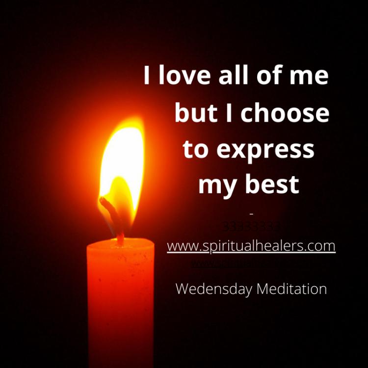 http://www.spiritualhealers.com Wed. Meditation 10-9-20