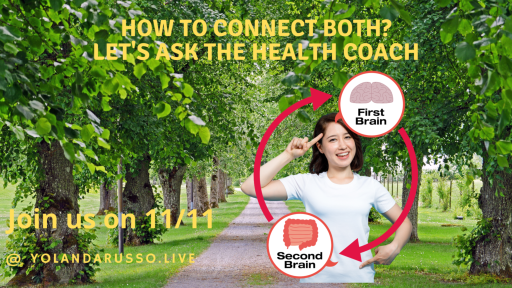 Let's ask the health coach Cheryl Meyer. She is the bestselling author and a health coach who