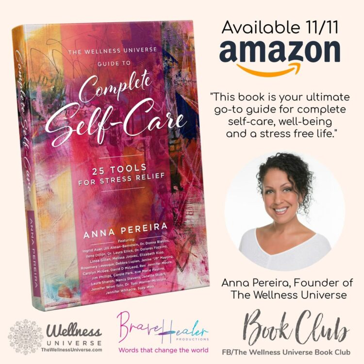 Only 2 days to go!!! The Wellness Universe Guide to Complete Self-Care 25 Tools for Stress Relief is