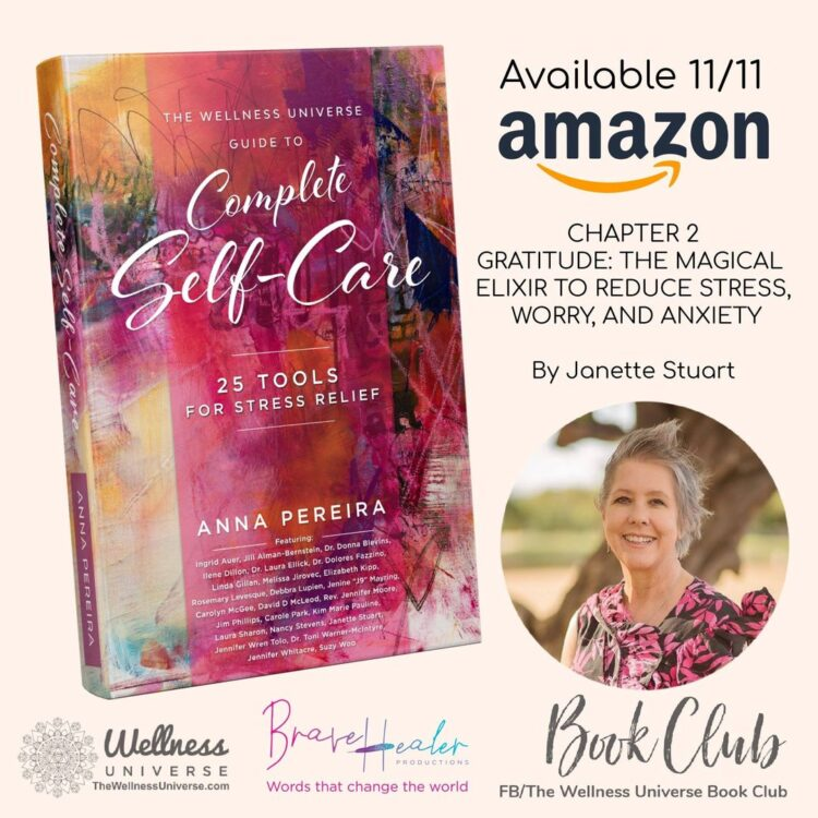 Gratitude: The Magical Elixir to Reduce Stress, Worry, and Anxiety – Janette Stuart 2 days lef