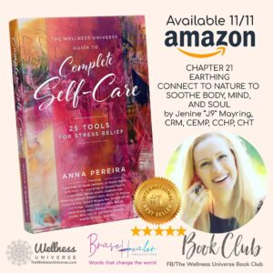 Complete Self-Care Stress Relief Book