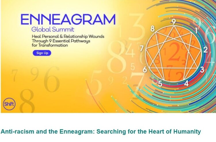 Anti-racism and the Enneagram: Searching for the Heart of Humanity https://us16.campaign-archive.com