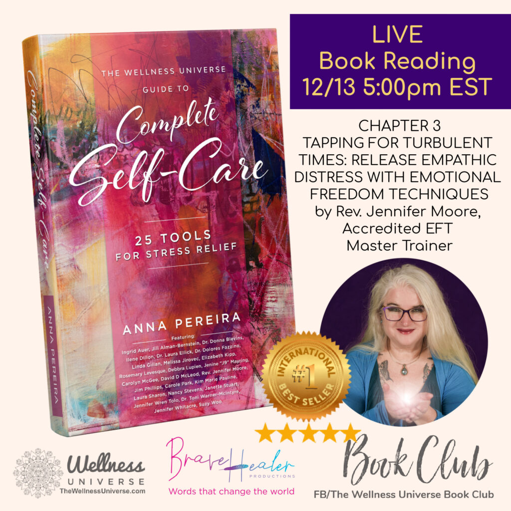 LIVE Book Readings Today at 2pm EST & 5pm EST 🙂 Time to relieve stress! If you get stressed o