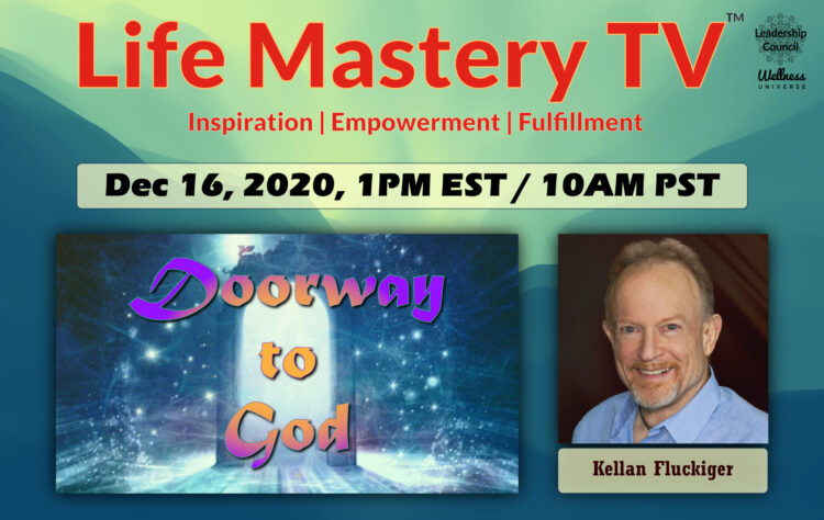 Hi Everyone! I'm going live in about an hour with Kellan Fluckiger to talk about NDEs and all