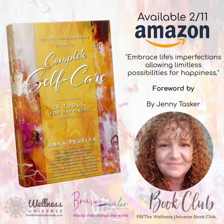 This is one lady that beams happiness! Meet the Author of our Foreword, Jennifer Tasker. Mark your c