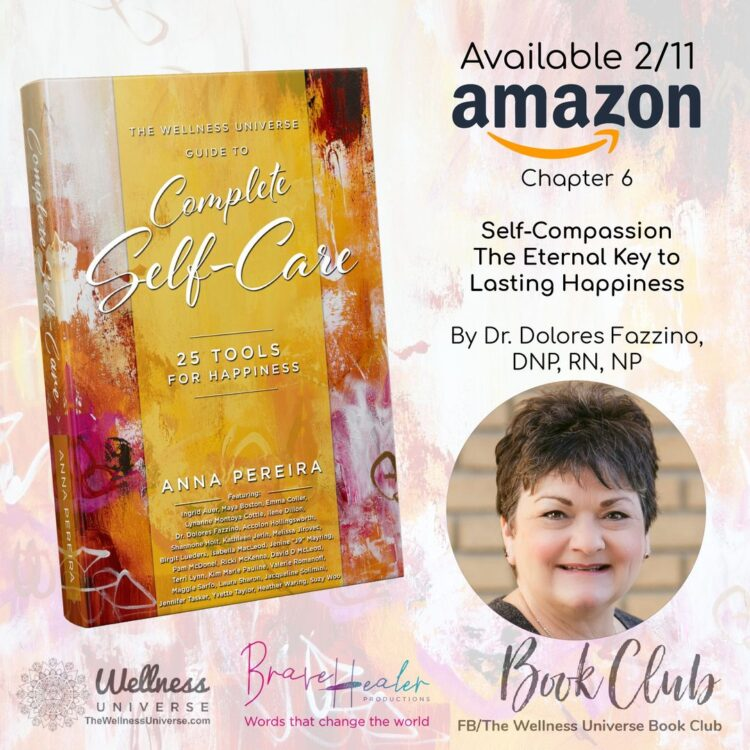 Make 2021 your year of Self-Compassion to allow happiness to fill your being. Meet Author of Chapter