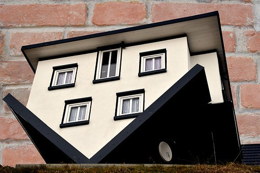 """Does your home feel """"off""""? If your home is out of balance it can show up in your life as"""