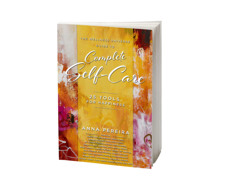 The Wellness Universe Guide to Complete Self-Care, 25 Tools for Happiness available 2/11!! Thank you