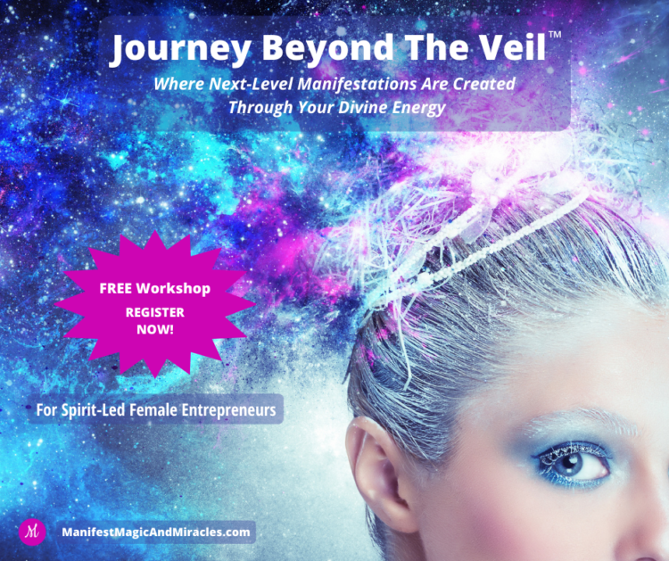 Is Your Soul Calling You To Step Up & Shine Your Light? Join us for our FREE workshop: Journey B