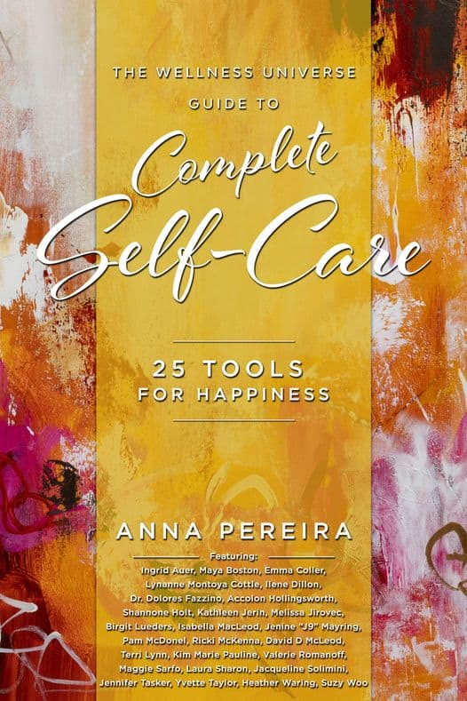 I am one of the co-authors of this amazing book under Anna Pereira. Anna is the founder of The Welln