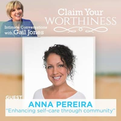 """What a blessing to have been on """"Claim Your Worthiness Podcast"""" I very much enjoyed this"""