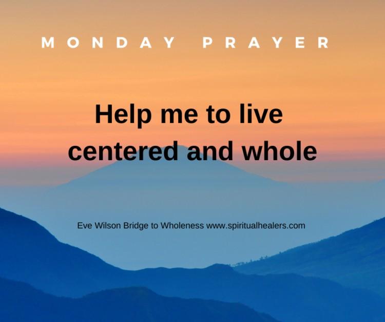 http://www.spiritualhealers.com 4-2-21 Monday Prayer