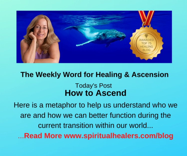 http://www.spiritualhealers.com/blog Weekly Word for Soc 4-2-21