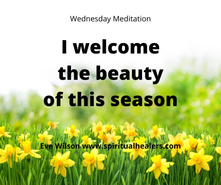 http://www.spiritualhealers.com Wednesday Meditation 4-9-21 (1)