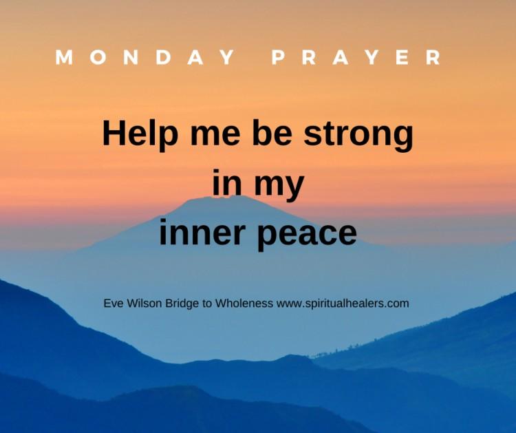 http://www.spiritualhealers.com 5-21-21 Monday Prayer