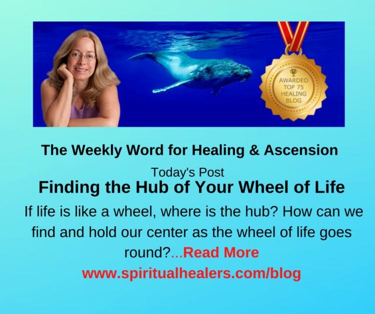 http://www.spiritualhealers.com/blog Weekly Word for Soc 5-21-21