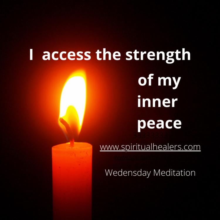 http://www.spiritualhealers.com Wed. Meditation 5-21-21