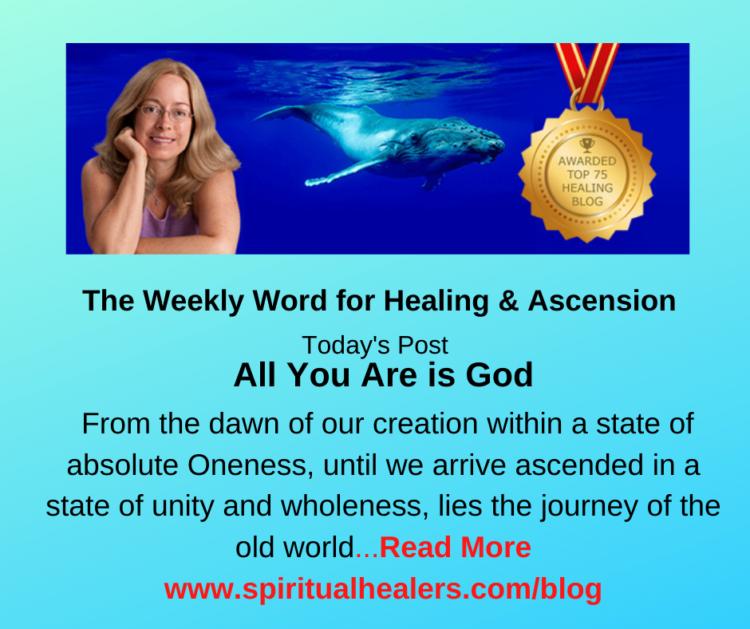 http://www.spiritualhealers.com/blog Weekly Word for Soc 5-28-21