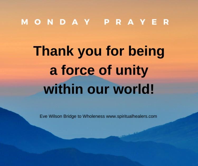 http://www.spiritualhealers.com 6-4-21 Monday Prayer