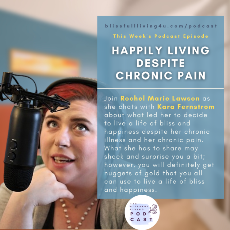 Are you suffering from chronic pain or a chronic illness, or know someone that is? It can be very ch