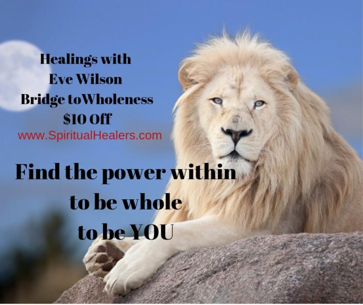http://www.spiritualhealers.com EveHealing Coupon 2