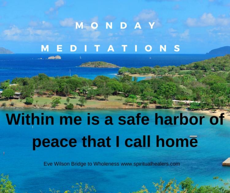 http://www.spiritualhealers.com 9-10-21 Monday Meditations