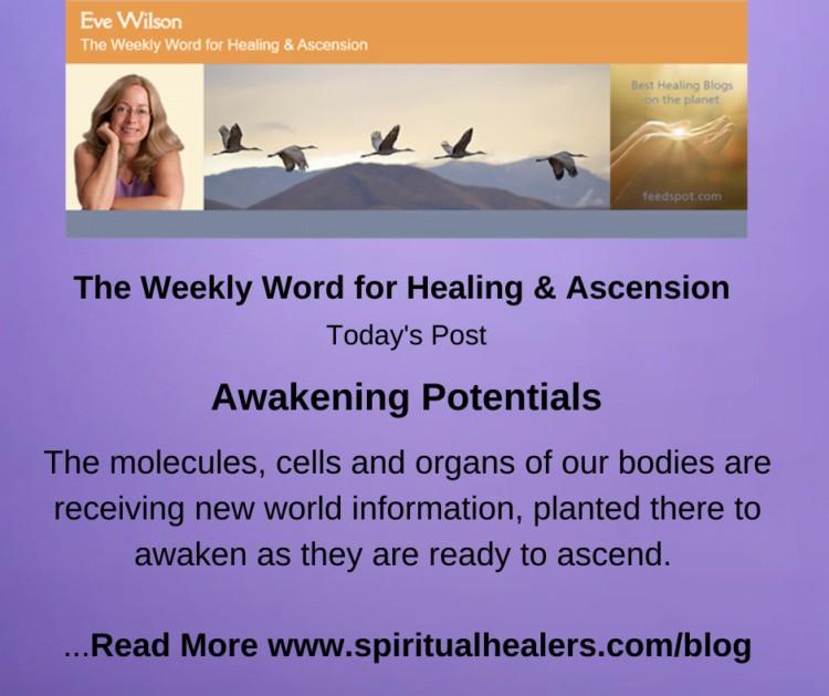 http://www.spiritualhealers.com/blog Weekly Word for Soc 9-17-21
