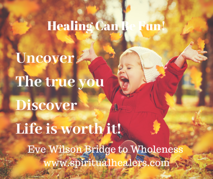 http://www.spiritualhealers.com Healing Promo 10-1-21