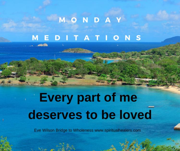 http://www.spiritualhealers.com 10-8-21 Monday Meditations