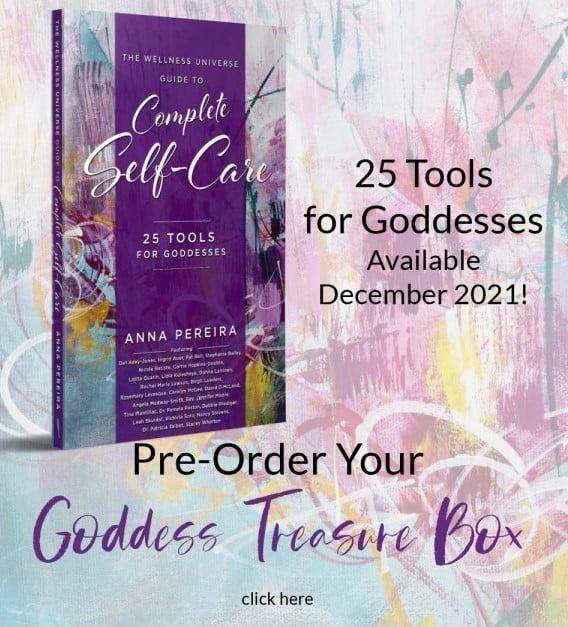 25 Tools for Goddesses Goddess Treasure Box