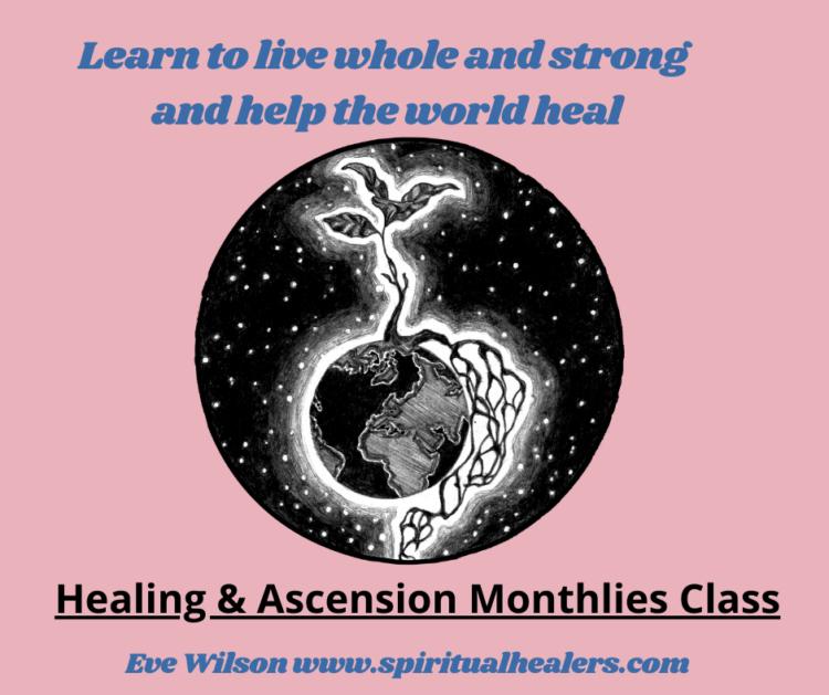 http://www.spiritualhealers.com Eve Healing & Ascension Monthlies 9-24-21