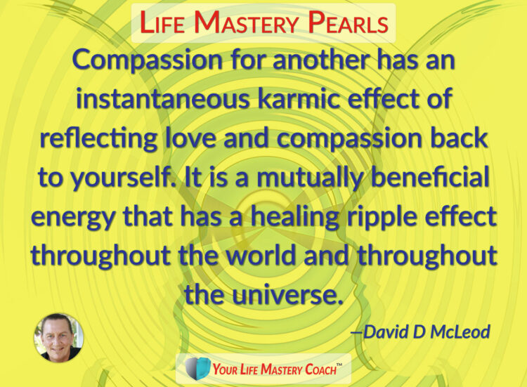 Compassion for another has an… https://lifemasterypearls.com/mutually-beneficial-energy/ #Life