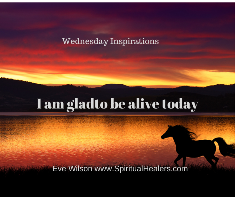 http://www.spiritualhealers.com Wednesday Inspirations 10-15-21