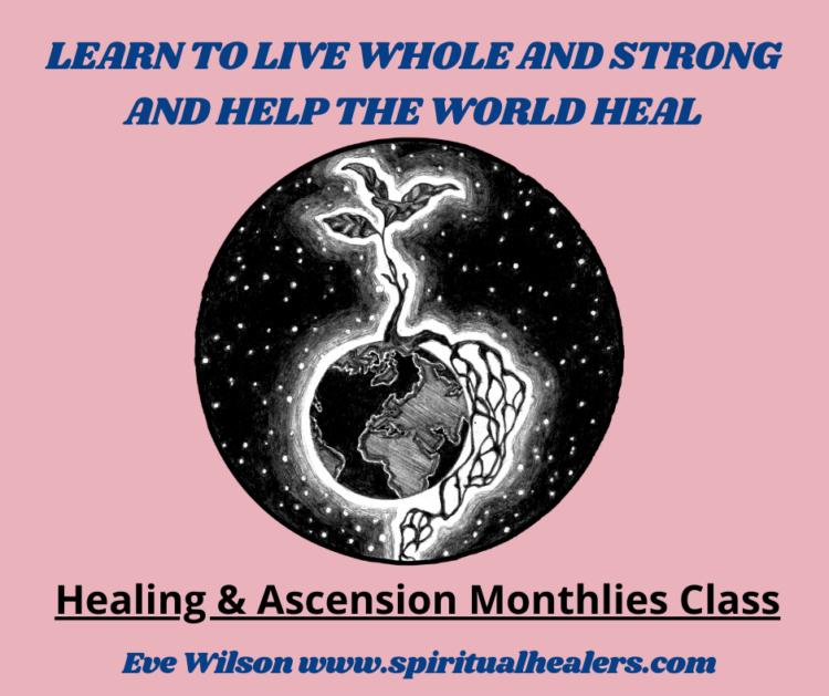 http://www.spiritualhealers.com Healing & Ascension Monthlies 10-8-21