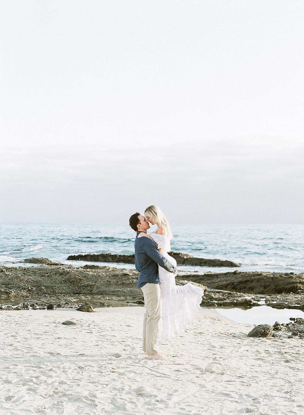 Coastal California Engagement Session