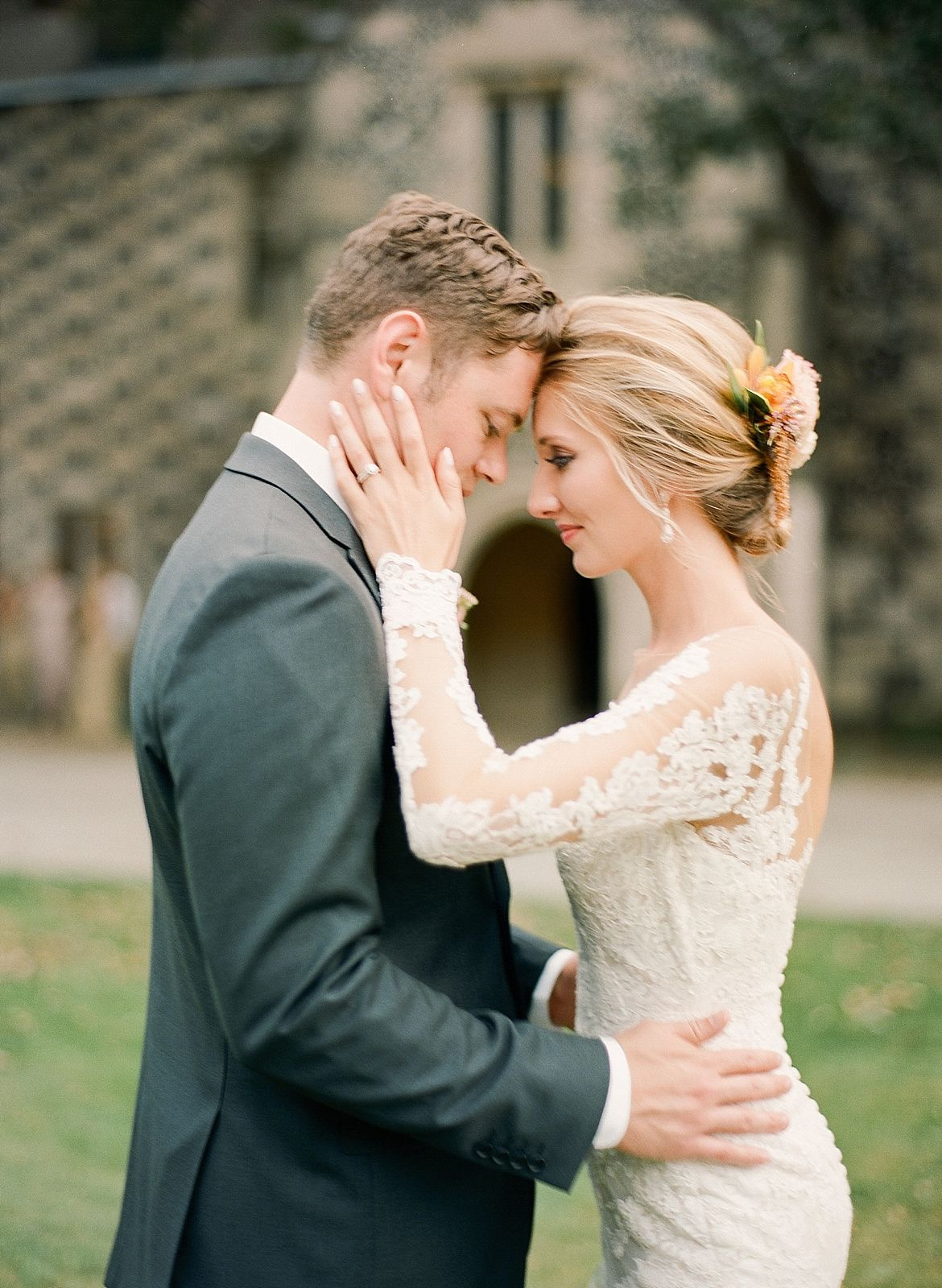Elegant Autumn Wedding