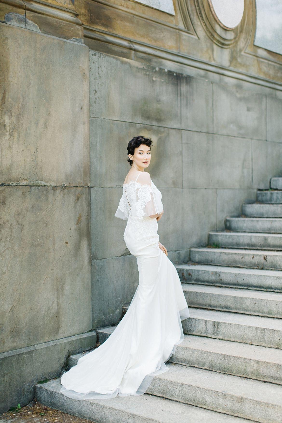 Central Park Bridal Inspiration