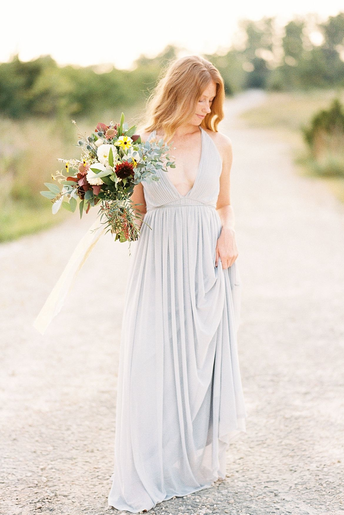 Autumnal Bridal Inspiration