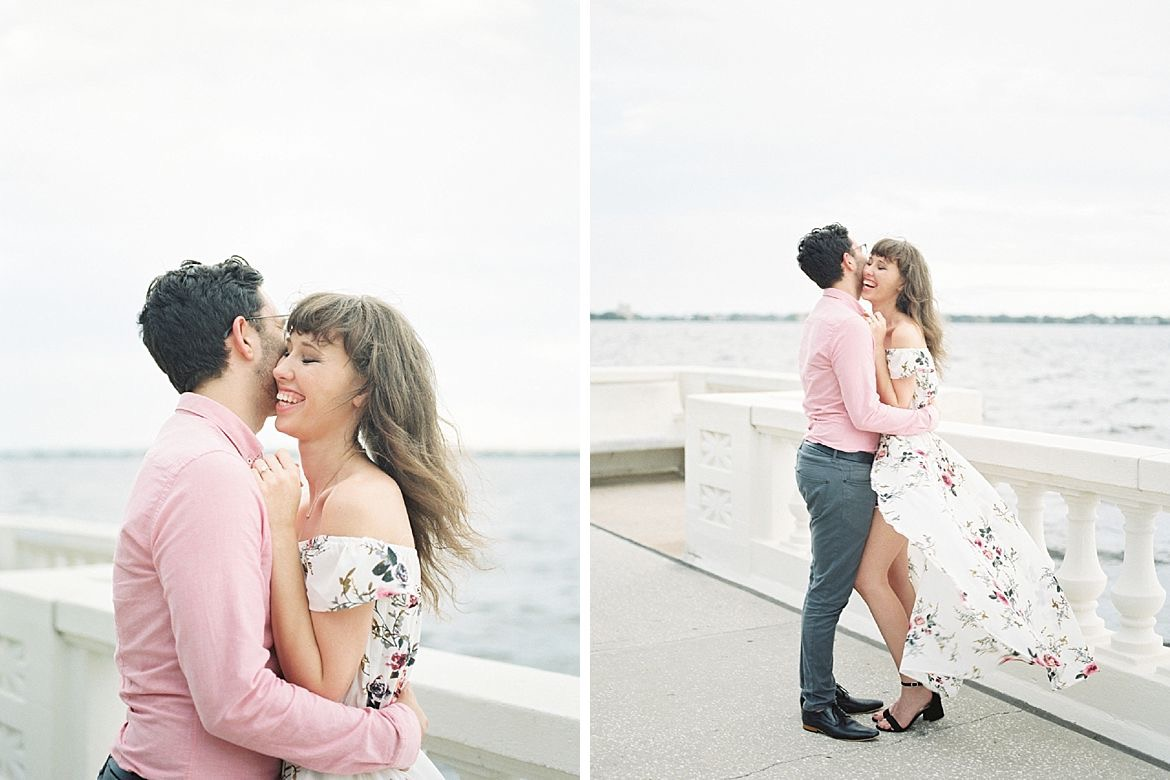 Seaside Engagement Session