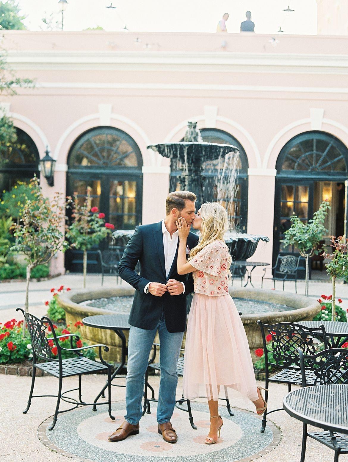 Classic Elegant Engagement Session