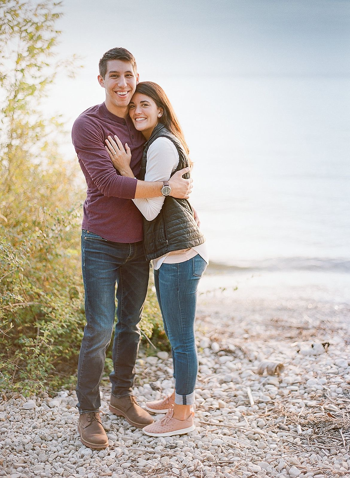 Waterside Engagement Session