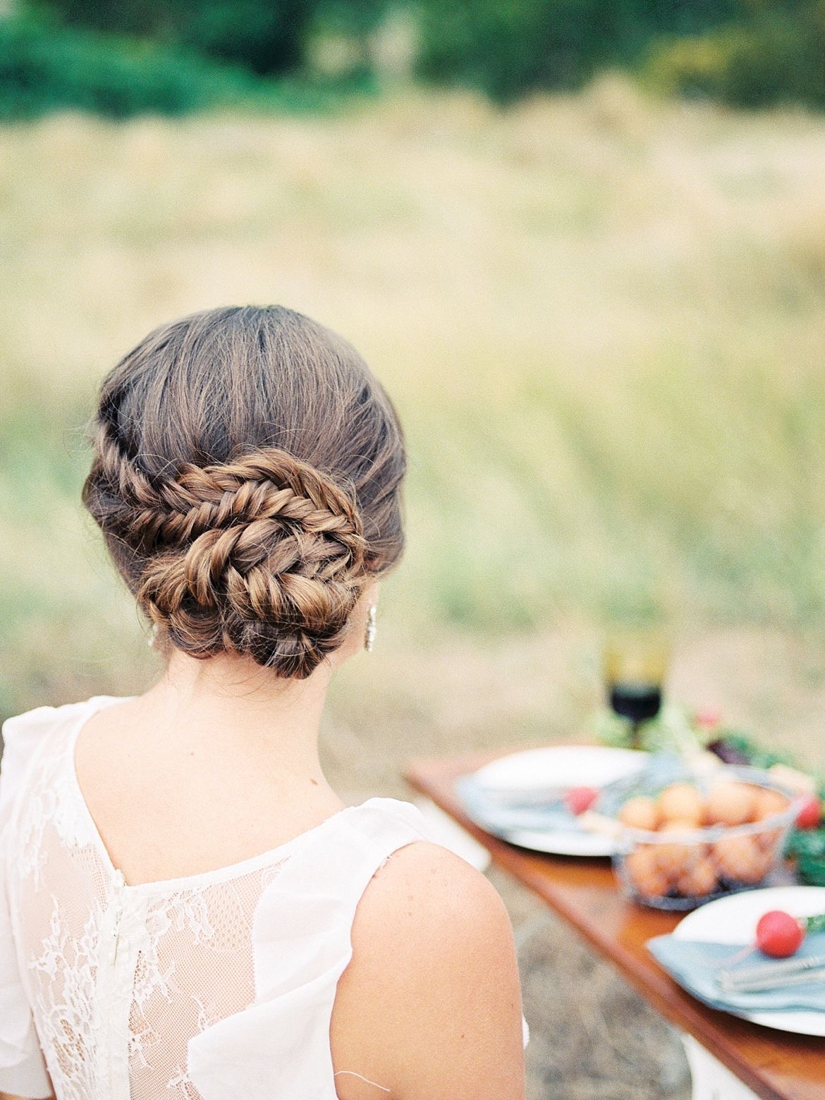 Harvest Wedding Styling