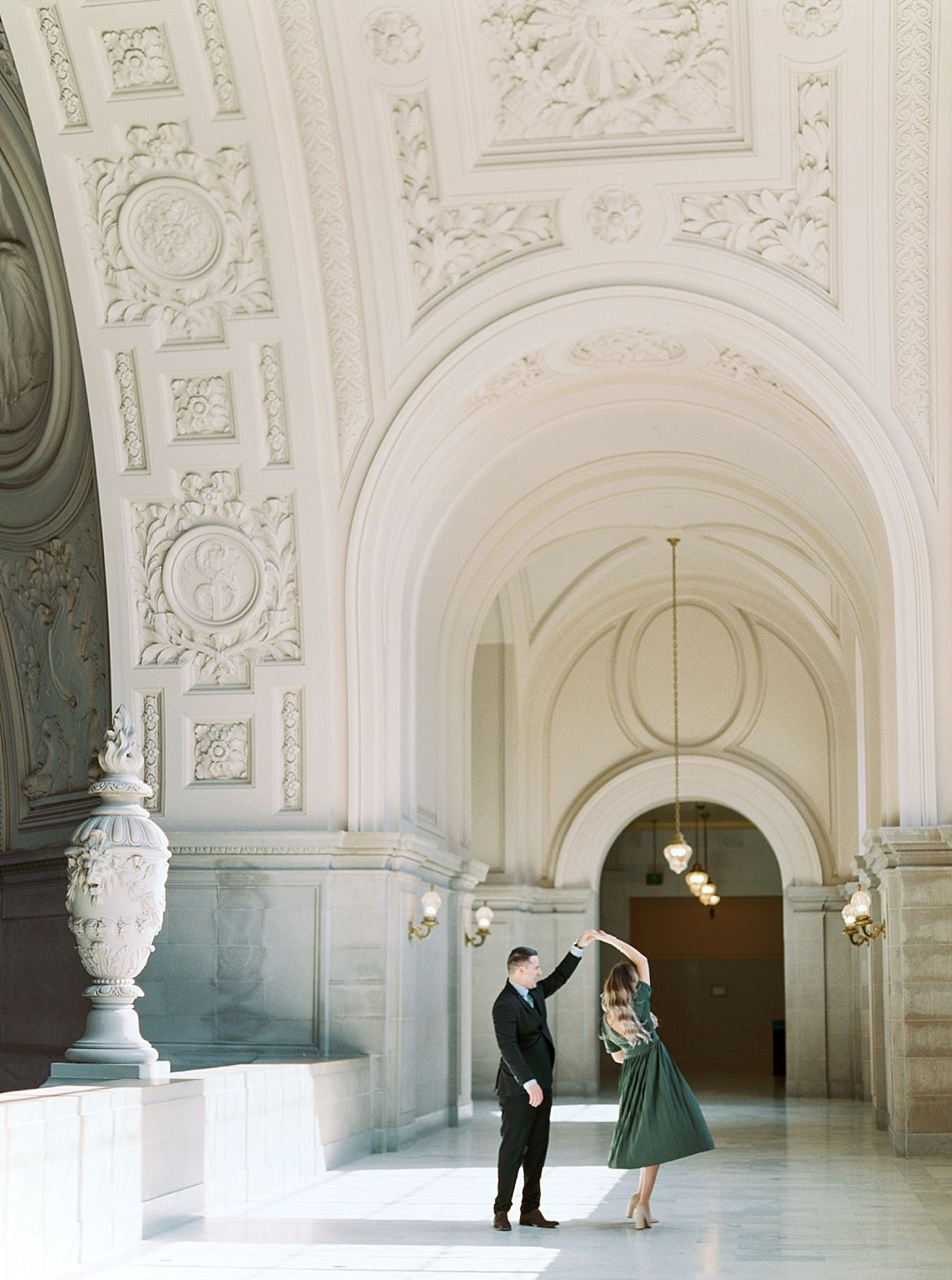 City Hall Elopement Inspiration